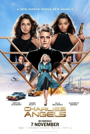 Charlies Angels 2019 720p NEW HD TS V 2 DD Castellano