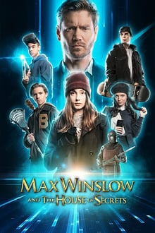 pelicula Max Winslow and The House of Secrets